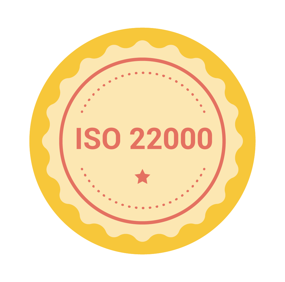 Libryo_ISO standards icon 22000