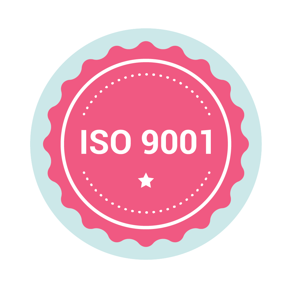 Libryo_ISO standards icon 9001