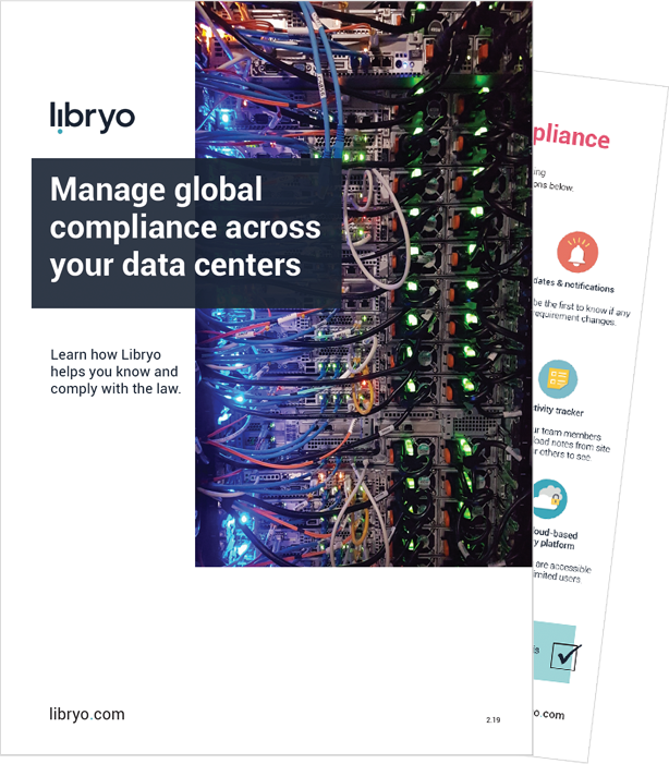 Data center brochure