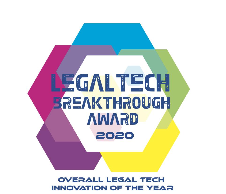 2020_LegalTech Breakthrough Award_Libryo