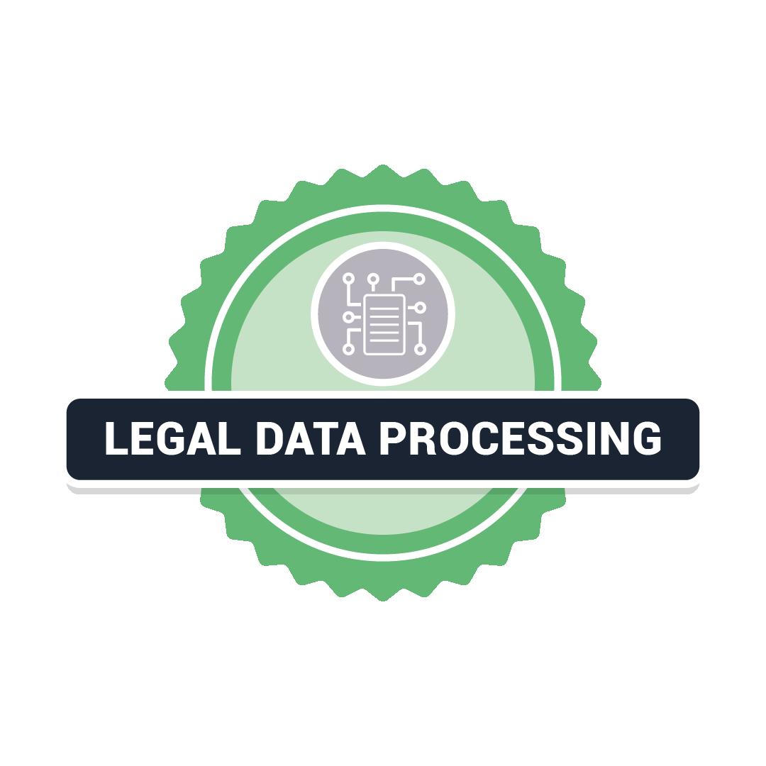 Collaborate Badge (Legal Data Processing)