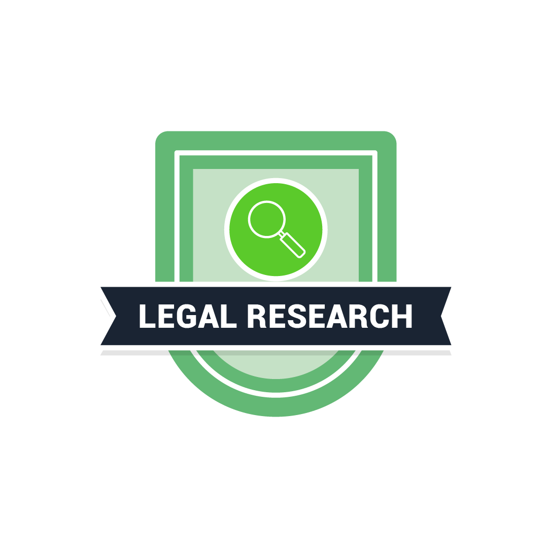 Collaborate Badge (Legal Research)