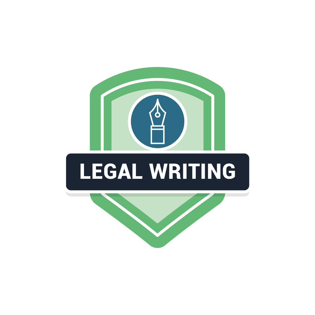 Collaborate Badge (Legal Writing)